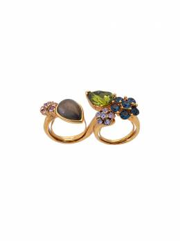 Oscar de la Renta - двойное кольцо J593NVY9533506800000