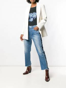 3x1 - side tape straight jeans F9686693333350000000