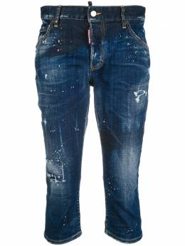 Dsquared2 - slouch pedal pusher jeans LB6658S3635090536633