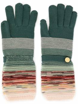 Missoni - Knit Gloves with Button 66985BK66A8955585630