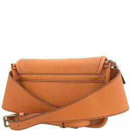 Coach Brown Leather Belt Bag