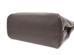Bottega Veneta Greige Leather Marco Polo Tote 238616