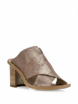 Officine Creative - Sidoine metallic sandals SIDO695CAMAXD8039563