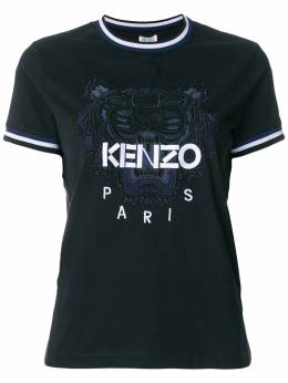 Kenzo - футболка с тигром 0TS3655YB90908503000