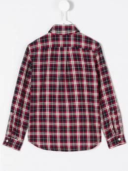 Dsquared2 Kids - клетчатая рубашка 0EED66P5909800360000