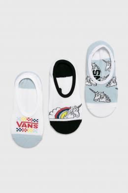 Vans - Детские короткие носки (3 пары) 192826034281