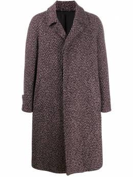 Salvatore Ferragamo - однобортное пальто 63389553660000000000
