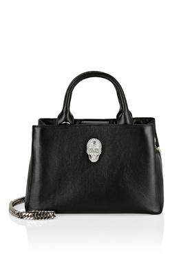 Черная сумка в мини-формате Philipp Plein 1795159485