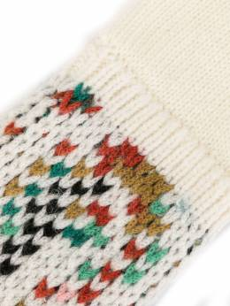 Missoni - pattern knit gloves 66993BK666E955585530