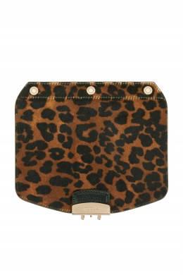 Клапан леопардовой расцветки для сумки Metropolis Furla 1962161621