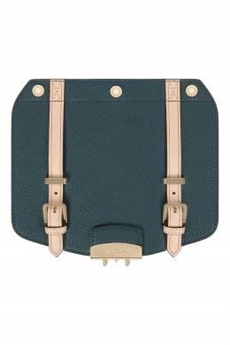 Клапан темно-зеленого цвета для сумки Metropolis Furla 1962161798