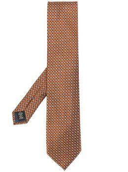 Ermenegildo Zegna галстук Fantasia с цветочным узором Z6D051L8