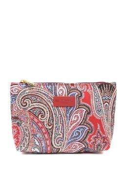Разноцветная текстильная косметичка Etro 907159046