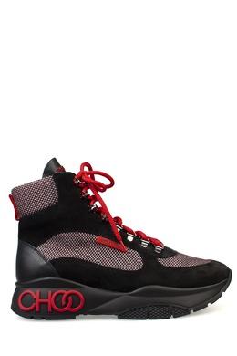 Черные ботинки Inca Jimmy Choo 25162460