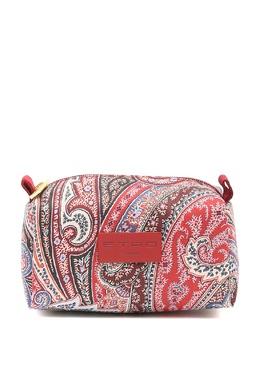 Миниатюрная текстильная косметичка с узорами Etro 907159040