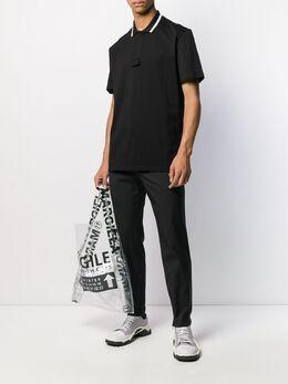 Lanvin рубашка-поло с потайной застежкой RMJE0007A19