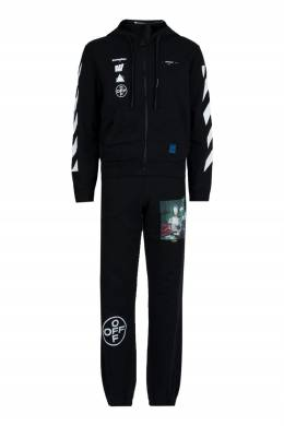 Черный костюм с отделкой Off-White 2202164442
