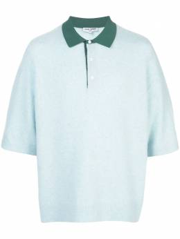 Opening Ceremony contrast-collar polo shirt PS20KCE22191
