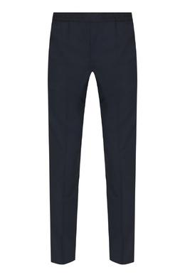 Черные брюки из шерсти Paul Smith 1924164309