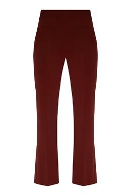 Терракотовые брюки Sandro 914164579