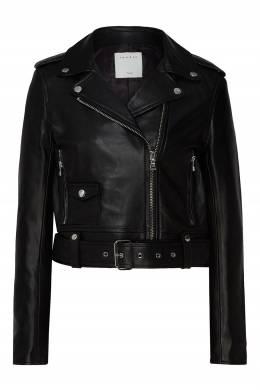 Черная куртка-косуха Sandro 914164606
