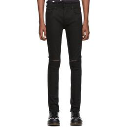 Ksubi Black Van Winkle Ace Jeans 1000065358