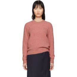 A.P.C. Pink Wendy Sweater 192252F09602904GB