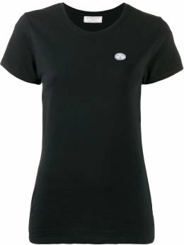 Societe Anonyme relaxed-fit logo patch t-shirt WOMENSPATCHTEE