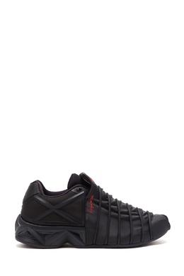 Черные кроссовки из текстиля Y-3 1044163939
