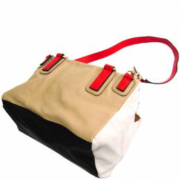 Givenchy Multicolor Leather Pandora Flap Top Handle Bag 243430