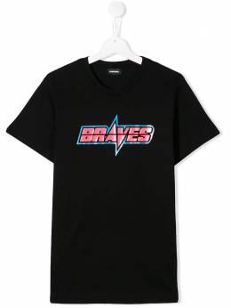 Diesel Kids футболка Braves 00J4ID0TATA