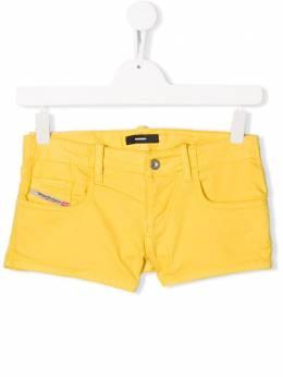 Diesel Kids джинсовые шорты Priraz-N 00J3WHKXA95