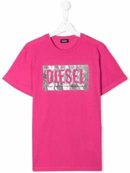 Diesel Kids футболка с короткими рукавами 00J4IE0LAKY