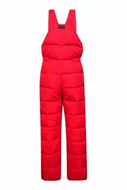 Стеганый комбинезон красного цвета Il Gufo 1205164932