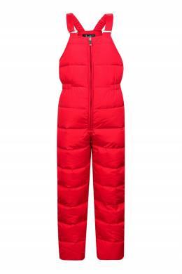 Красный стеганый комбинезон Il Gufo 1205164930