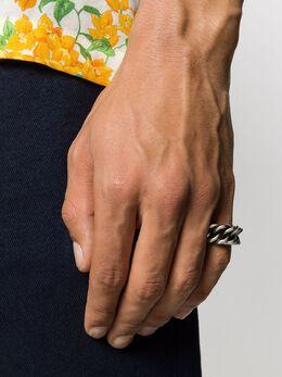Ugo Cacciatori цепочное кольцо RN002