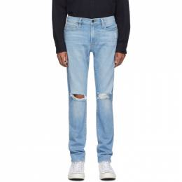 Frame Blue LHomme Skinny Jeans LMHK829