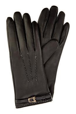 Кожаные перчатки с декором Ermanno Scervino 1328162321