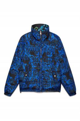 Двухсторонняя куртка на молнии Versace Jeans 3025165761
