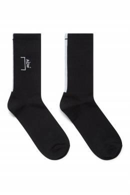 Черные носки с вышивкой A-Cold-Wall* 2876165661