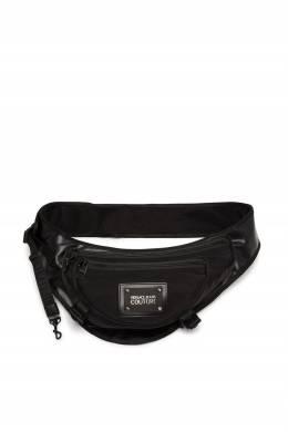 Поясная сумка с логотипом Versace Jeans 3025165840