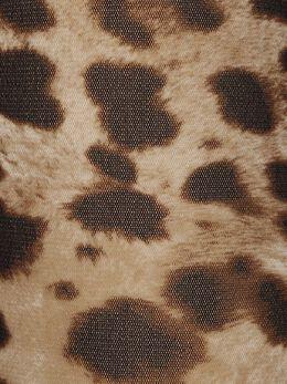 Колготки С Леопардовым Принтом Dolce&Gabbana 70I0CE047-SFkxM001