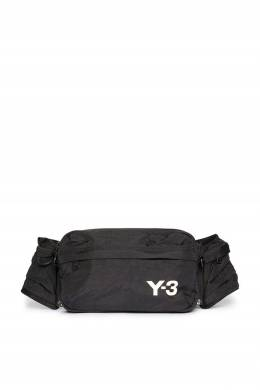 Черная поясная сумка Y-3 1044166201