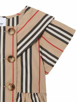 Icon Striped Cotton Shirt Burberry 71I91L013-QTcwMjk1