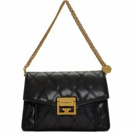 Givenchy Black Small GV3 Bag 201278F04803401GB