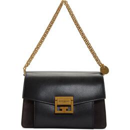Givenchy Black Small GV3 Bag 201278F04801001GB