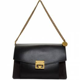 Givenchy Black Medium GV3 Bag 201278F04800801GB