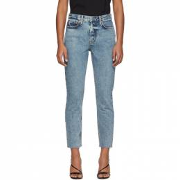 Grlfrnd Blue Karolina Jeans 201966F06900305GB
