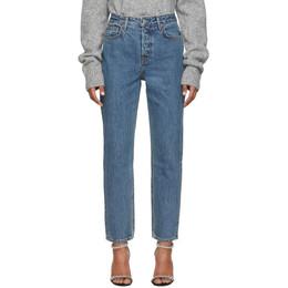 Grlfrnd Blue Devon Jeans 201966F06900405GB
