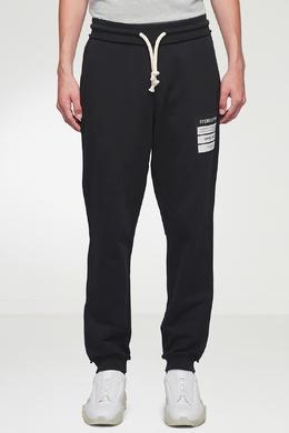 Черные трикотажные брюки Maison Margiela 1350165499